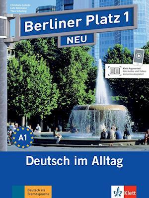 Bog, ukendt format Berliner Platz Neu