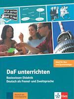 DaF unterrichten:  Basiswissen Didaktik - Deutsch als Fremd- und Zweitsprache : Buch + Video-DVD