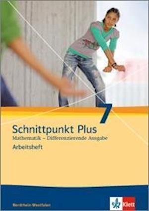 Schnittpunkt Mathematik Plus - Differenzierende Ausgabe für Nordrhein-Westfalen. Arbeitsheft mit Lösungsheft 7. Schuljahr