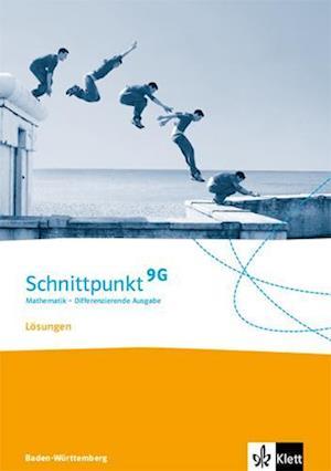 Schnittpunkt Mathematik 9G. Differenzierende Ausgabe Baden-Württemberg Lösungsheft Klasse 9 (G-Niveau)