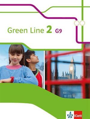 Green Line 2 G9. Schülerbuch. Neue Ausgabe