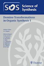 Applications of Domino Transformations in Organic Synthesis af Scott A. Snyder