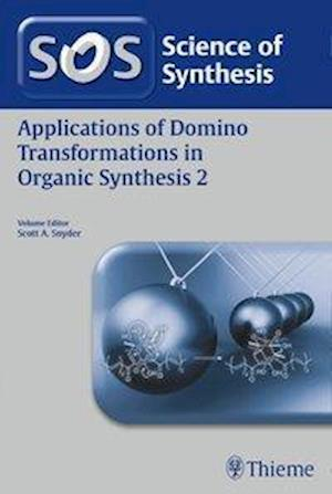 Bog, paperback Applications of Domino Transformations in Organic Synthesis, Volume 2 af Erick M. Carreira