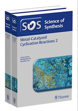Bog, paperback Science of Synthesis: Metal-Catalyzed Cyclization Reactions, Workbench Edition af Shengming Ma