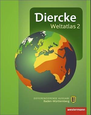Diercke Weltatlas 2. Baden-Württemberg