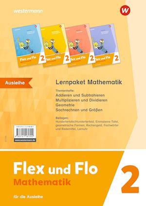 Flex und Flo 2. Paket Mathematik: Für die Ausleihe