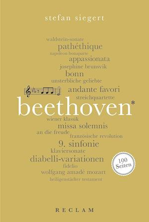 Beethoven. 100 Seiten