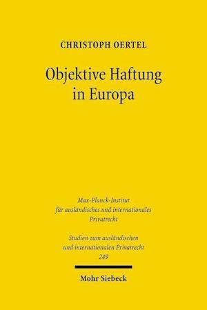 Objektive Haftung in Europa