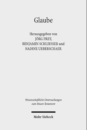 Bog, hardback Glaube af Kathrin Hager