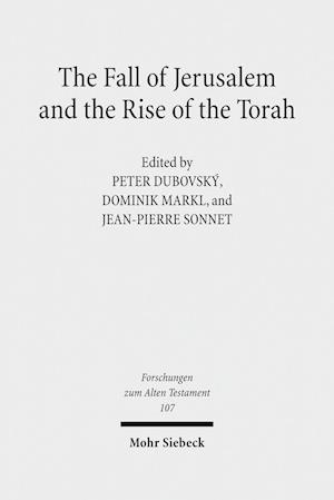 Bog, hardback The Fall of Jerusalem and the Rise of the Torah