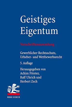 Bog, paperback Geistiges Eigentum