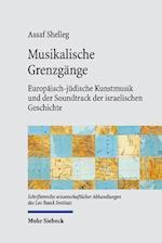 Musikalische Grenzgange (Schriftenreihe Wissenschaftlicher Abhandlungen Des Leo Baeck)