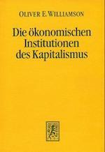 Die Okonomischen Institutionen Des Kapitalismus