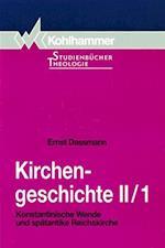 Kirchengeschichte II/1
