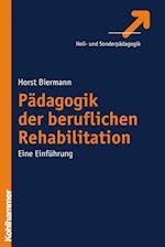 Padagogik Der Beruflichen Rehabilitation