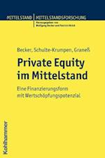 Private Equity Im Mittelstand