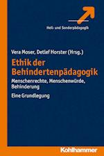 Ethik Der Behindertenpadagogik
