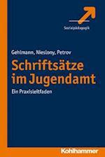 Schriftsatze Im Jugendamt af Erhard Gehlmann, Frank Nieslony, Veszelinka Ildiko Petrov
