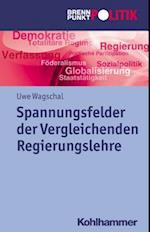 Spannungsfelder Der Vergleichenden Regierungslehre af Uwe Wagschal