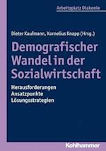 Demografischer Wandel in Der Sozialwirtschaft - Herausforderungen, Ansatzpunkte, Losungsstrategien