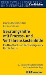 Beratungshilfe Mit Prozess- Und Verfahrenskostenhilfe af Joachim Dietrich, Rita Germann, Silke Eilzer
