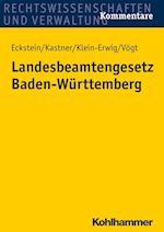 Landesbeamtengesetz Baden-Wurttemberg