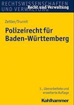 Polizeirecht Fur Baden-Wurttemberg (Recht Und Verwaltung)