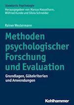 Methoden Psychologischer Forschung Und Evaluation (Kohlhammer Standards Psychologie)