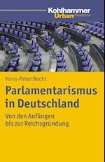 Parlamentarismus in Deutschland (Urban Akademie)