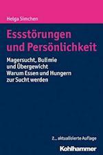 Essstorungen Und Personlichkeit af Helga Simchen