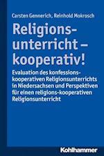 Religionsunterricht Kooperativ af Reinhold Mokrosch, Carsten Gennerich