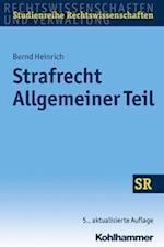Strafrecht Allgemeiner Teil (Sr studienreihe Rechtswissenschaften)