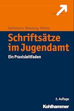 Schriftsatze Im Jugendamt af Erhard Gehlmann, Frank Nieslony