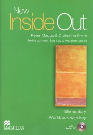 New Inside Out Elementary. Workbook with Audio-CD and Key