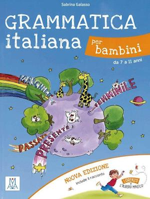 Grammatica italiana per bambini - nuova edizione