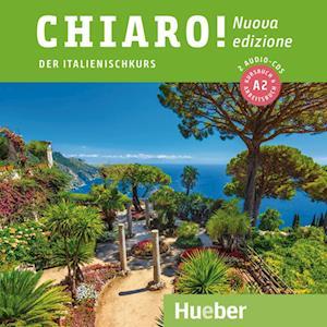 Chiaro! A2 - Nuova edizione / 2 Audio-CDs