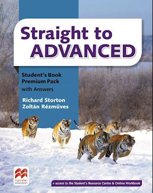 Straight to Advanced. Student's Book Premium (including Online Workbook and Key)