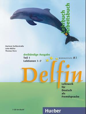 Bog, ukendt format Delfin - Ausgabe in Drei Banden