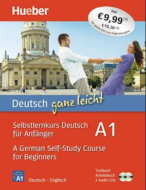 Bog, ukendt format Deutsch Ganz Leicht A1 - A German Self-Study Course for Beginners