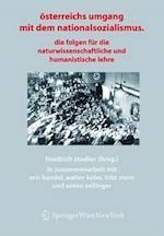Osterreichs Umgang MIT Dem Nationalsozialismus af Friedrich Stadler