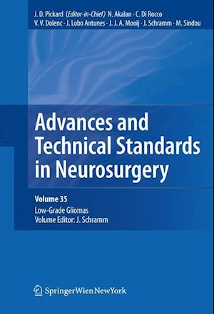 Advances and Technical Standards in Neurosurgery, Volume 35: Low-Grade Gliomas