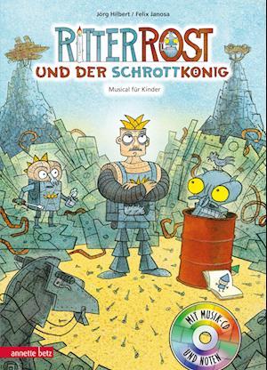 Ritter Rost 14: Ritter Rost und der Schrottkönig