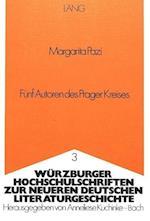 Fuenf Autoren Des Prager Kreises