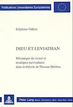Dieu Et Leviathan (Europaeische Hochschulschriften European University Studie, nr. 324)