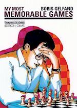 My Most Memorable Games (Progress In Chess, nr. 12)