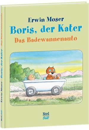 Boris, der Kater - Das Badewannenauto