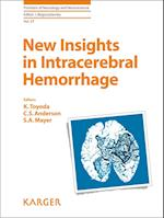 New Insights in Intracerebral Hemorrhage (Frontiers of Neurology And Neuroscience)