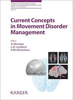 Current Concepts in Movement Disorder Management (PROGRESS IN NEUROLOGICAL SURGERY)
