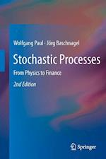 Stochastic Processes af Wolfgang Paul