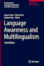 Language Awareness and Multilingualism (Encyclopedia of Language and Education)